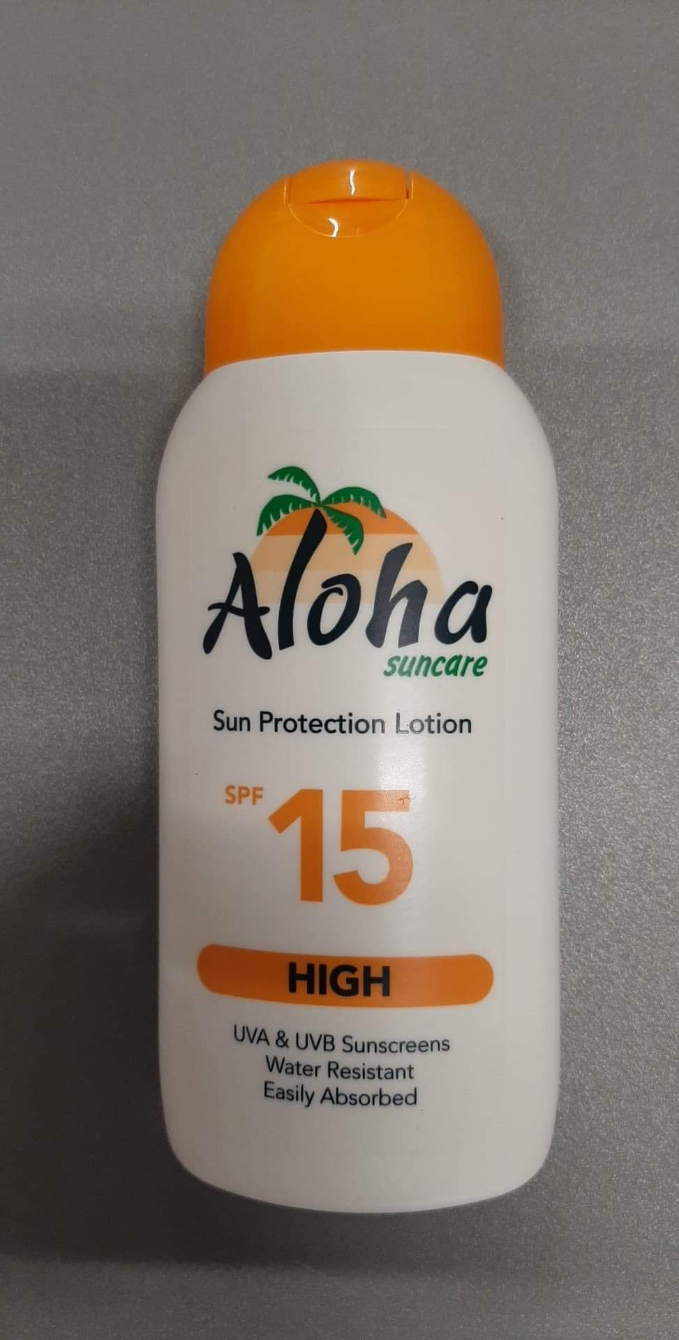 Sun Cream - Aloha Factor 15 Sunscreen