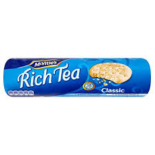 Biscuit - McVities Rich Tea