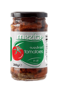 Tomatoes - Sun Dried - Metiza