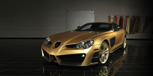 The 6 Most Expensive Mercedes Benz Cars in The World