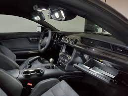 Top 4 GT350 Interior Mods