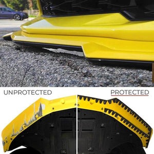 SLiPLO Bumper Scrape Guard Individual Add-on Piece - SLIPLO