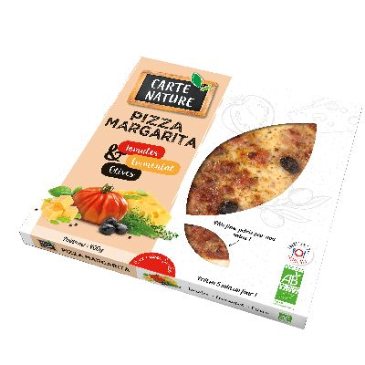 PIZZA MARGARITA 400G