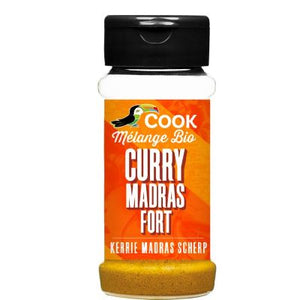 Curry Madras Fort 40G