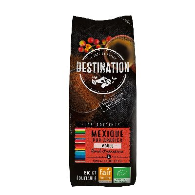 CAFE MOULU MEXIQUE FFL 250G