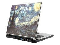 Manhattan 423427 Van Gogh: The Starry Night Laptop Skin
