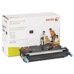 6R1338 Compatible Remanufactured Toner, 6000 Page-Yield, Black