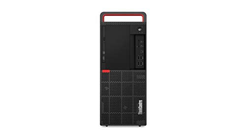 Lenovo 10SF000BUS ThinkCentre M920T Desktop PC, Black