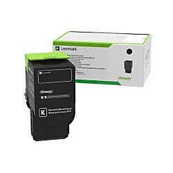 Lexmark 78C10KE Black Toner Cartridge
