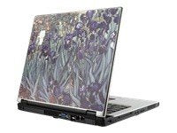 Manhattan 423397 Van Gogh: Irises Laptop Skin