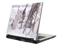 Manhattan 423458 Snow Cub Laptop Skin