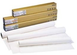 "Singleweight Matte Paper, 120 g, 2"" Core, 24"" x 131.7 ft., White"