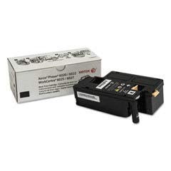 Xerox WorkCentre 6027 Black Toner Cartridge (106R02759)