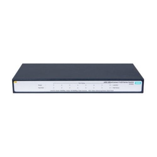 HP JH330A 1420 8G POE+ 64W Switch