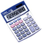 Canon LS-100TS Desktop Calculator with 10 digit tax functions