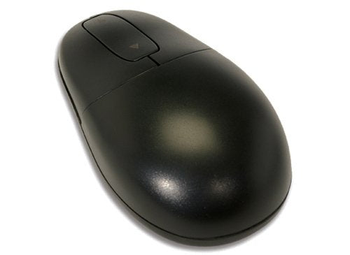 Silver Surf Mouse With Seal Glide Scrolling System, 800dpi, 100% Waterproof, Ip-6