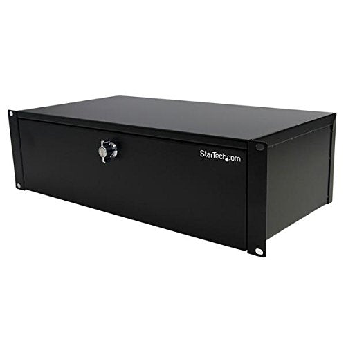 StarTech 3U 9In Deep Rack Mount Locking