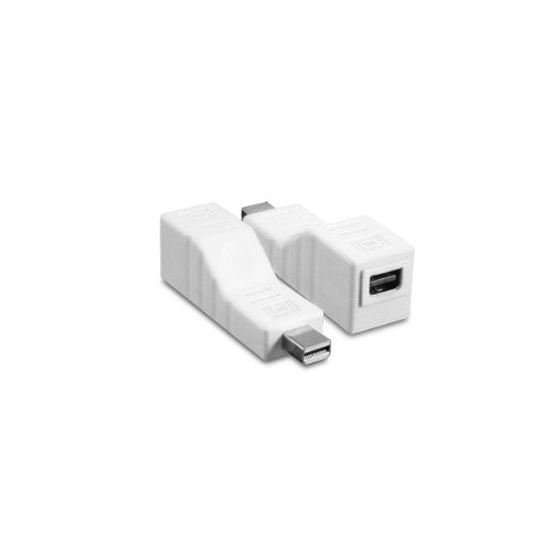 Vantec Mini DisplayPort Coupler, Male to Female - Straight (CBL-MDMF)