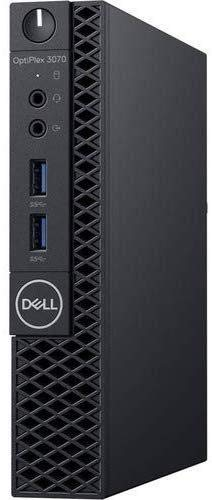 Dell OptiPlex 3070 Desktop Computer - Intel Core i5-9500T - 8GB RAM - 500GB HDD - Micro PC