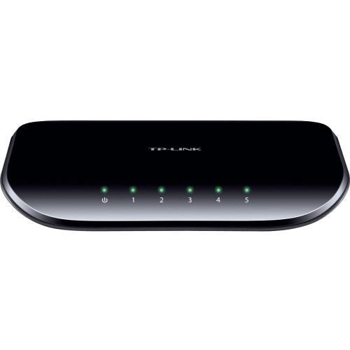 TP-Link TL-SG1005D 5-Port Unmanaged Gigabit Desktop Switch