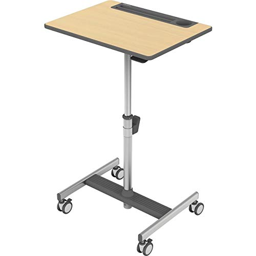 Ergotron LearnFit SE2 Short Sit-Stand Mobile Desk