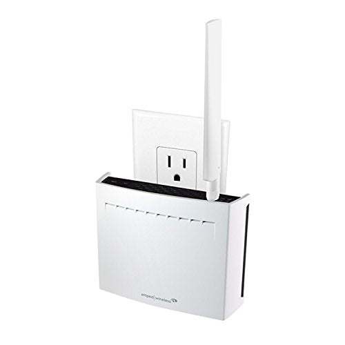 AMPED WIRELESS REC33A-CA High Power AC1750 Wi-Fi Range Extender REC33A