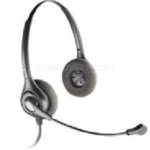 Plantronics Supraplus Sds 2491 Binaural Headset With Supra Quick Disconnect 92491-01