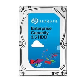 Seagate Enterprise Capacity ST6000NM0105 6TB 7200RPM SAS 12.0 GB/S 256MB 4Kn Enterprise Hard Drive