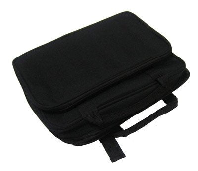 Haier Portable DVD Player Carrying Bag Black for up to 9 inch Screen