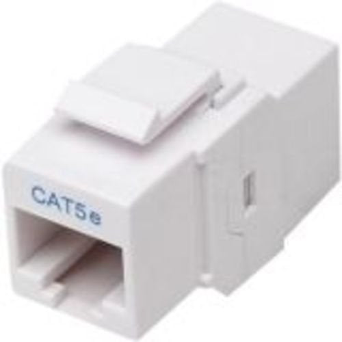 Intellinet 504935 Cat5e Inline Kystne Coupler Wh