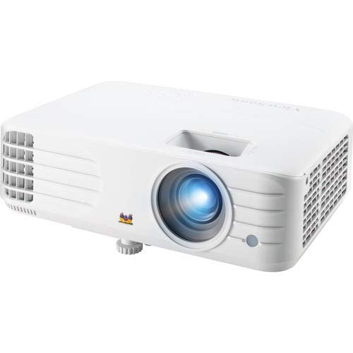 ViewSonic PG706HD 4000 Lumens WUXGA Projector with RJ45 LAN Control Vertical Keystoning and Optical Zoom for Home and Office