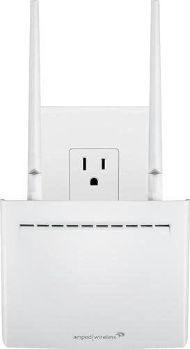 AMPED WIRELESS REC44M-CA High Power Plug-in AC2600 Wi-Fi Range Extender