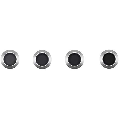 DJI ND Filters Set for Mavic 2 PRO Drone, Includes ND4 Filter, ND8 Filter, ND16 Filter and ND32 Filter
