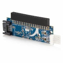 2V10745 - StarTech.com 40 Pin Female IDE to SATA Adapter Converter