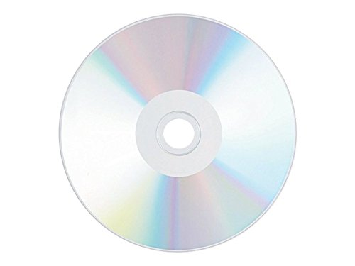 Verbatim DVD-R 4.7GB 16X DataLifePlus Shiny Silver Silk Screen Printable, Hub Printable - 50pk Spindle