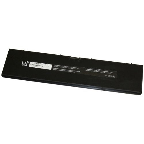 Bti DL-E7440X2 - Notebook Battery - Li-Pol - 5000 Mah - 37 WH - Black