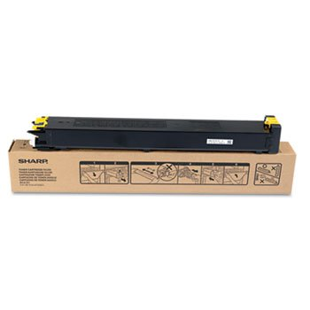 Sharp Yellow Toner Cartridge for Use in Mx2600n Mx3100n Mx4100n Mx4101n Mx5000n