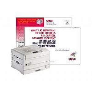 Oki Premium Card Stock C3000/C5000/C7000/C9000 Series - 90 Lb. Index