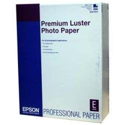 Premium Luster Photo, Media Size: 13inch X 19inch,