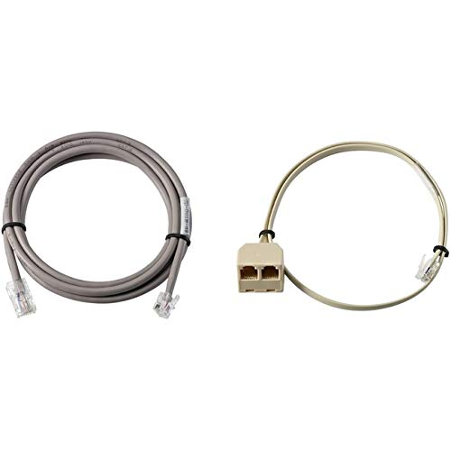 HP Non Smart Buy Cable Pack for Dual Cash Drawers QT538AA