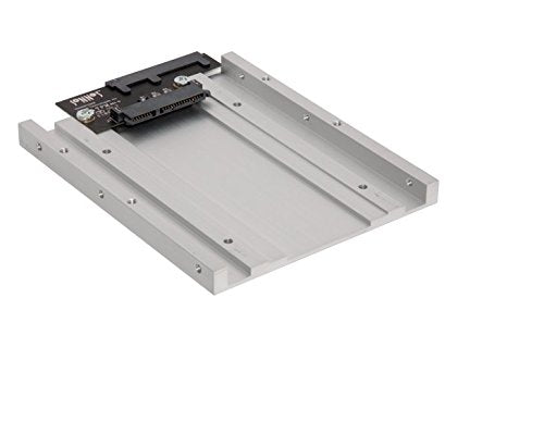 Transposer, 2.5 Sata Ssd to 3.5 Removable Tray Adapter