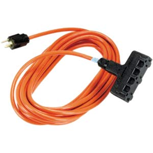 Black Box EPWR34 All-Weather Single Outlet Orange 50 FEET