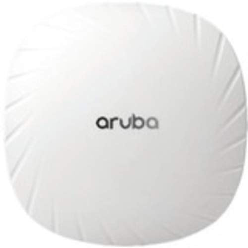 Hewlett-Packard Aruba AP-555 802.11ax 5.95 Gbit/s Wireless Access Point - 2.40 GHz, 5 GHz - MIMO Technology - Beamf