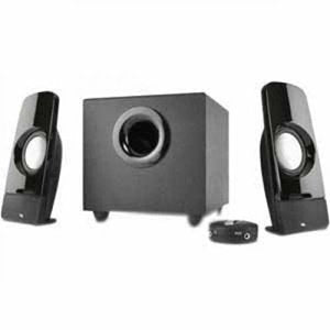 Cyber Acoustics 44W Peak Power Speaker System with Control Pod