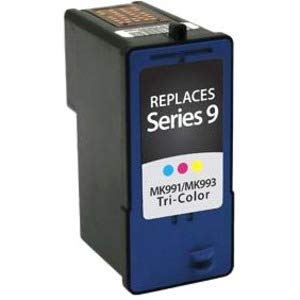 Dell 926; Photo All-in-one V305, V305w (series 9) - Ink Cartridge, Color (high Y
