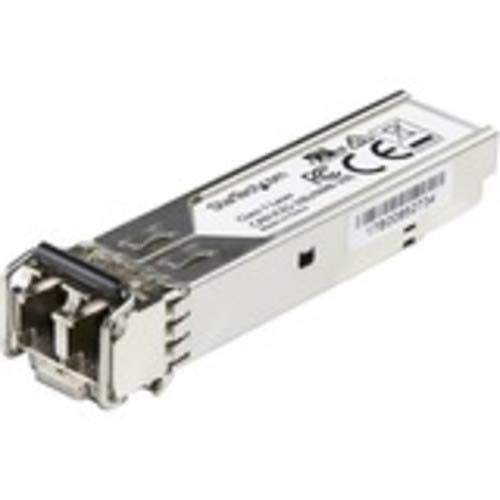 StarTech SFP (Mini-GBIC) transceiver Module (Equivalent to: Juniper RX-FXSM-SFP) - 100Mb LAN - 100Base-LX10 - LC Single-Mode - up to 6.2 Miles - 1310 nm