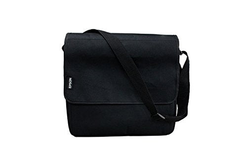 Epson Carrying Case Projeor, Adjustable Strap, Black (EPSV12H001K67)
