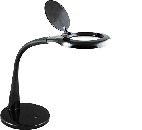 ROYAL SOVEREIGN RDL-95M-D Magnifying Desktop LED Lamp