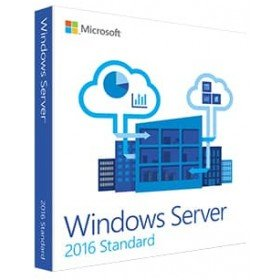 Microsoft P73-07063 Server 2016, 10 Users