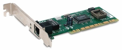D-Link DFE-530TX+, Fast Ethernet PCI Adapter with Wake on LAN and DMI